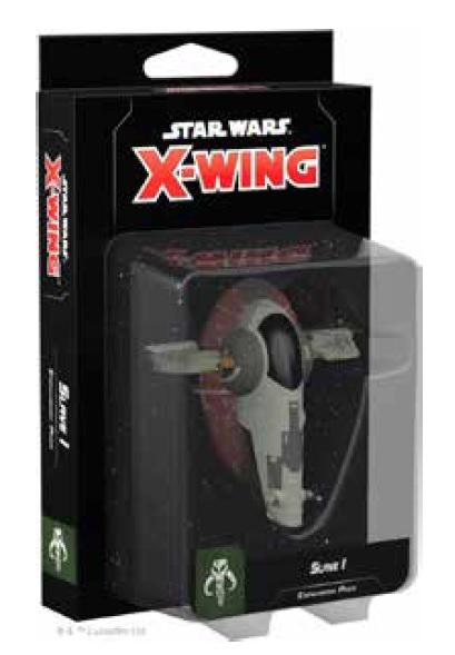 X-Wing 2.0: X-Wing: Slave I Expansion Pack