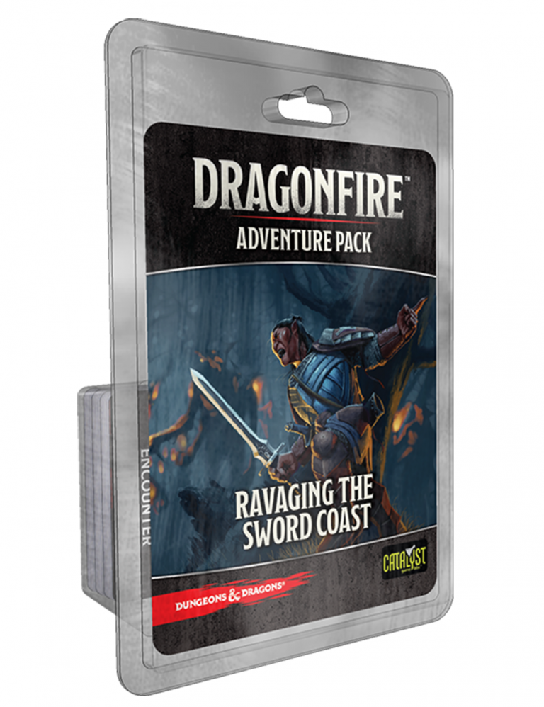 Dragonfire Adventures - Ravaging the Sword Coast