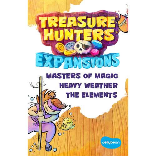Treasure Hunter Expansions
