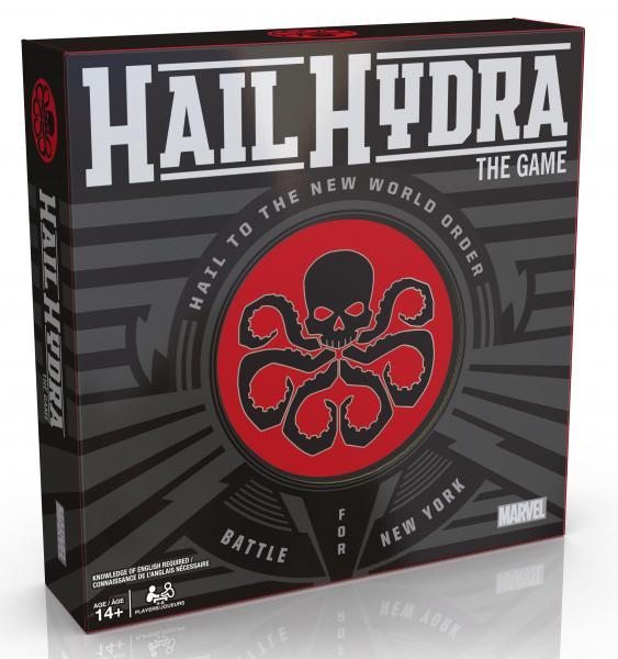 Marvel: Hail Hydra