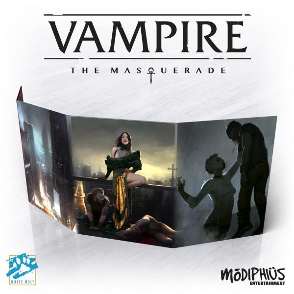 Vampire: The Masquerade Storyteller Screen