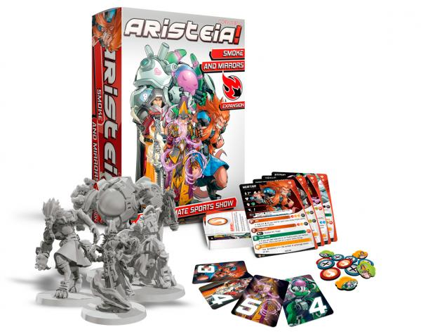 Aristeia!: Smoke & Mirrors Expansion