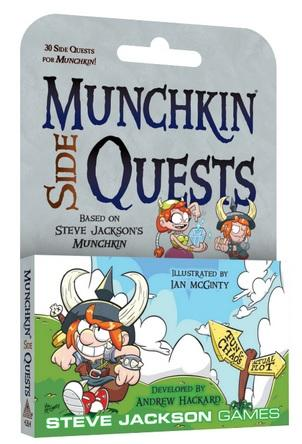 Munchkin: Side Quests