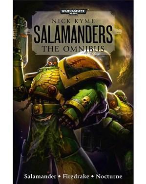 WH40K Novels: Salamanders - The Omnibus