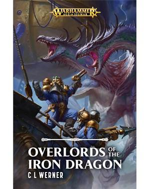 WH40K Novels: Overlords of the Iron Dragon