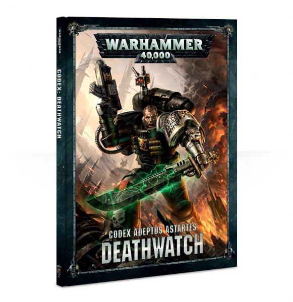 WARHAMMER 40K: Deathwatch Codex (2018) (HC)