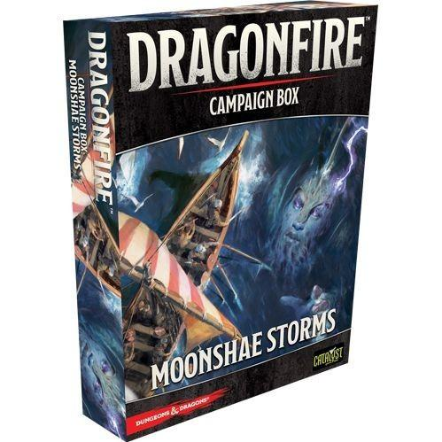 Dragonfire Campaign - Moonshae Storms