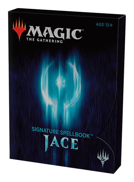 Magic CCG: Signature Spellbook - Jace [LIMITED ONE PER CUSTOMER]