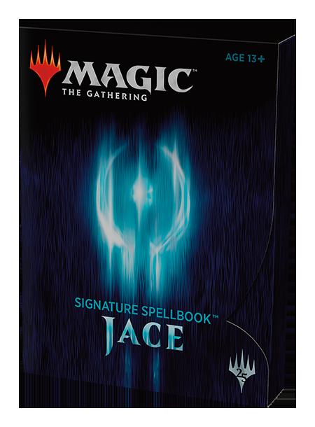 Magic CCG: Signature Spellbook - Jace [LIMITED ONE PER CUSTOMER]