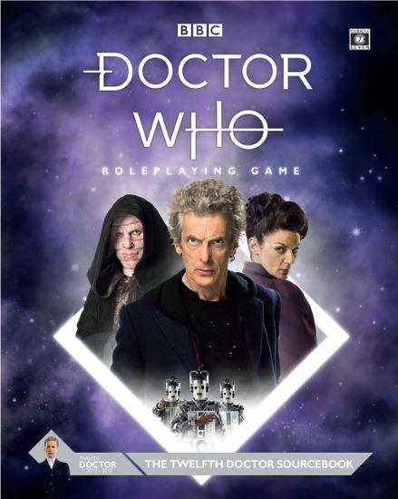 Doctor Who RPG: The Twelfth Doctor Sourcebook