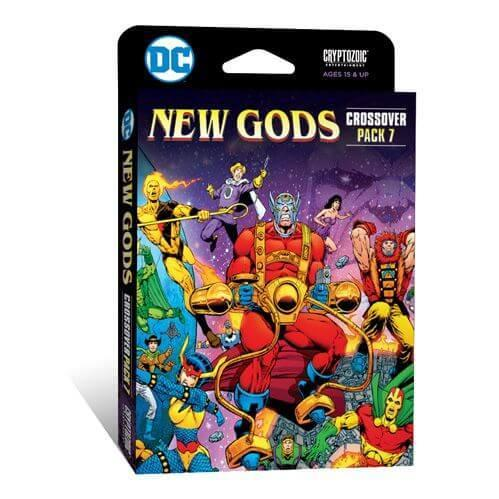 DC Comics DBG: Crossover Expansion #7 - New Gods