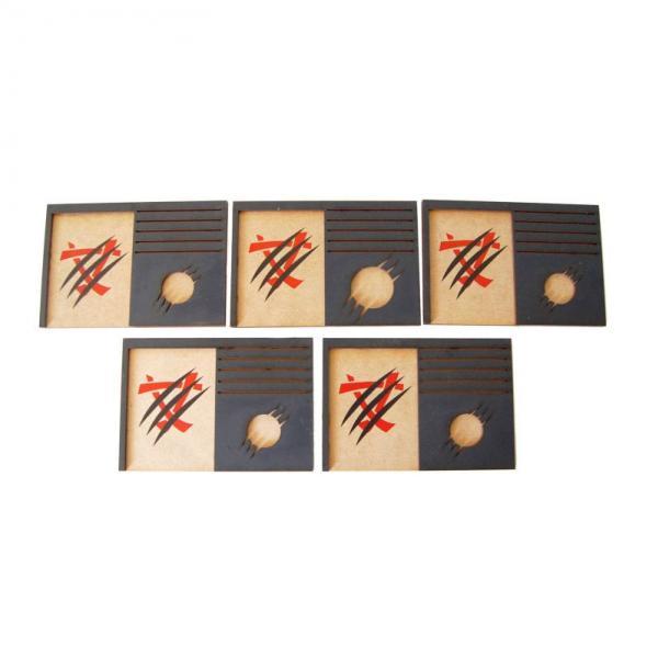 Game Accessories: Shadespire - Shade Organizer Vermins