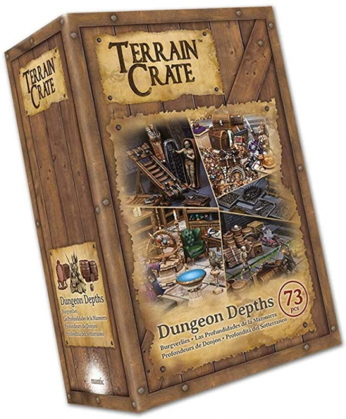 Terrain Crates: Dungeon Depths