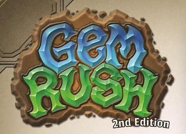 Gem Rush (2nd Edition)