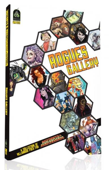 Mutants & Masterminds, 3rd Edition RPG: Rogues Gallery