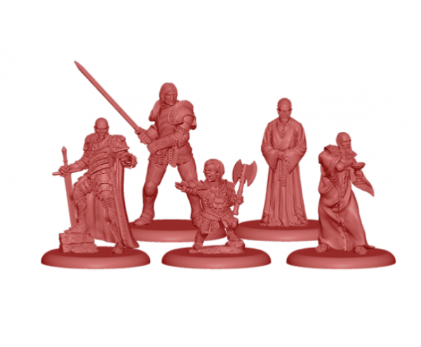 Song of Ice & Fire Miniatures Game: Lannister Heroes #1