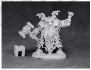 Dark Heaven Legends: Dark Dwarf Irontongue Priest