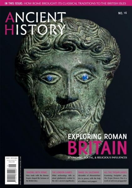 Ancient History Magazine: Issue #16