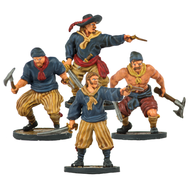 Blood & Plunder: (European) European Sailors Unit