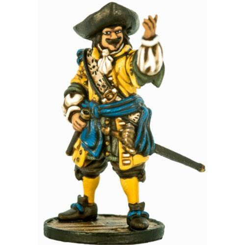 Blood & Plunder: (Dutch) Dutch Commander