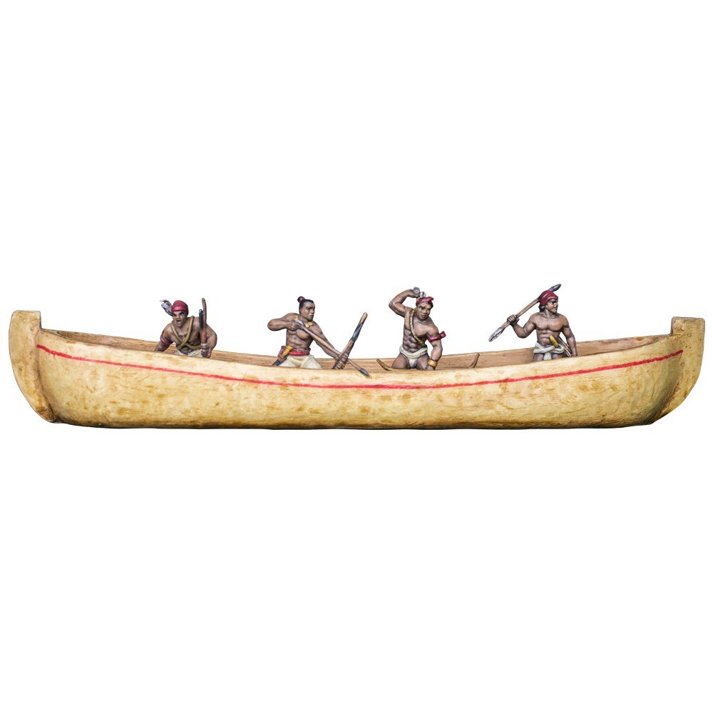 Blood & Plunder: Canoa Boat