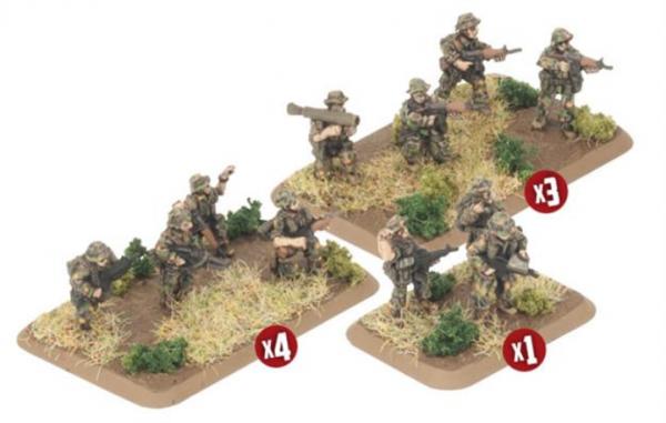 Team Yankee: (Australian) - Mechanised Platoon