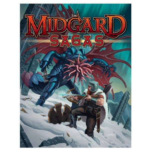 Midgard Sagas for 5th Edition