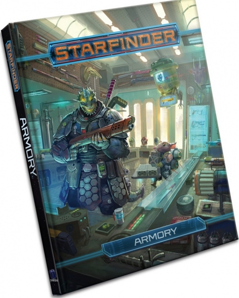 Starfinder RPG: Armory