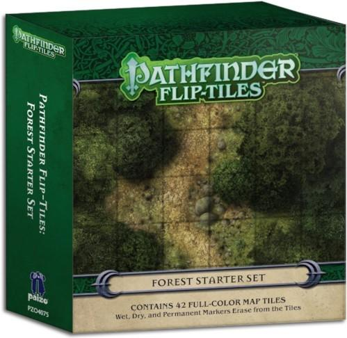Pathfinder RPG: Flip-Tiles - Forest Starter Set