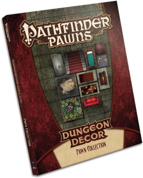Pathfinder RPG: (Pawns) Dungeon Decor Pawn Collection