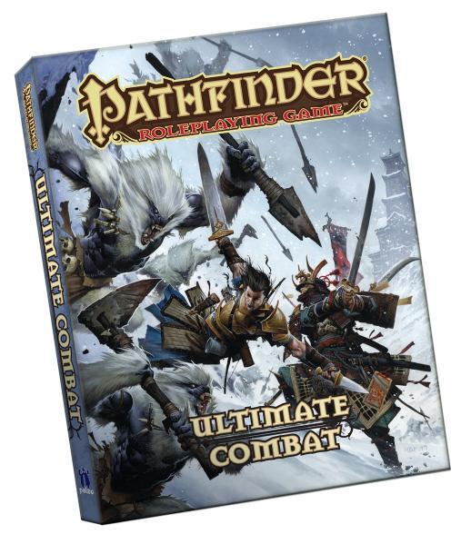 Pathfinder RPG: Ultimate Combat (Pocket Edition)