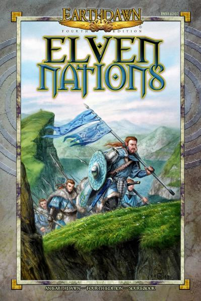 Earthdawn RPG: Elven Nations