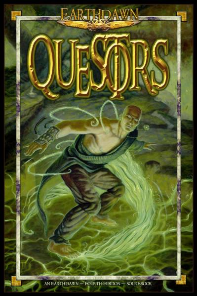 Earthdawn RPG: Questors