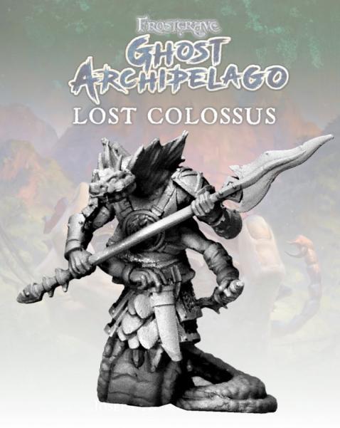 Frostgrave: Ghost Archipelago Hemata