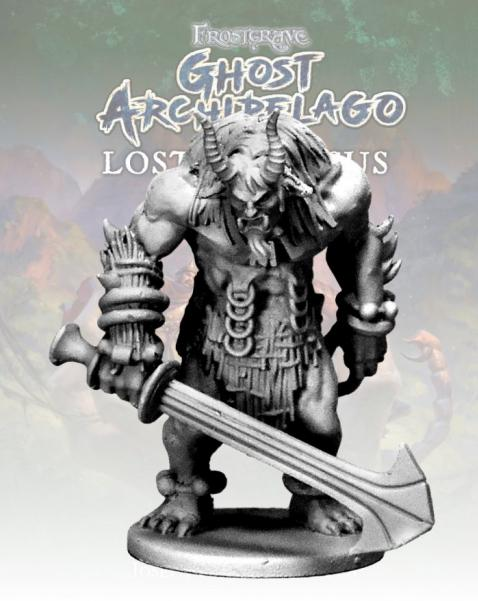 Frostgrave: Ghost Archipelago Ancient Guardian
