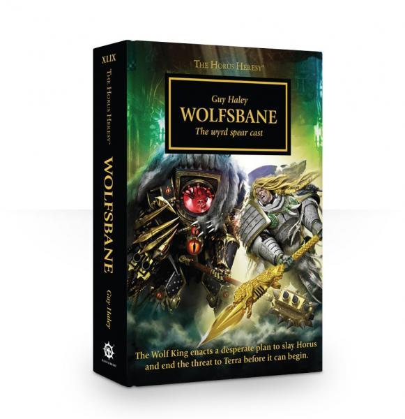 Warhammer 40K Novels: Horus Heresy - Wolfsbane (HC)
