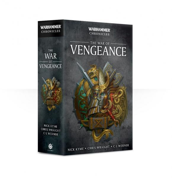 WH40K Novels: The War of Vengeance Omnibus