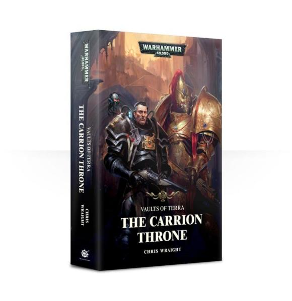 WH40K Novels: Vaults of Terra - The Carrion Throne