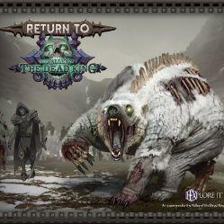 HEXplore It: Return to the Valley of the Dead King Expansion