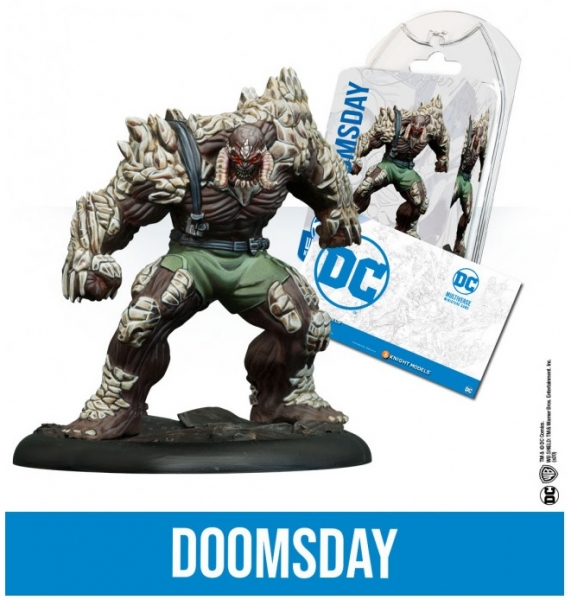 Knight Models DC Universe: Doomsday (Resin)