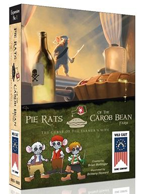 Pie Rats: Curse of the Farmer's Wife Expansion