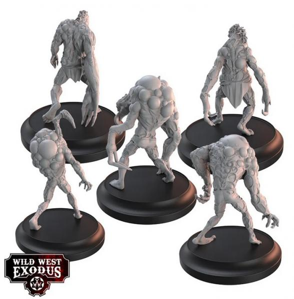Wild West Exodus: Hex Beasts Pack