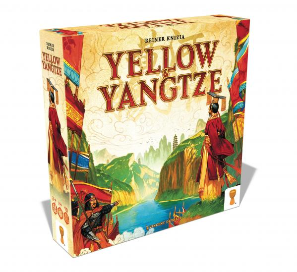 Yellow & Yangtze (Boxed Board Game)