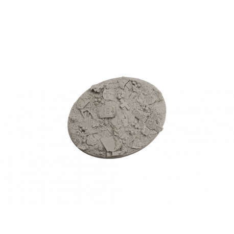 Battle Bases: Graveyard Bases, Oval 120mm (1)