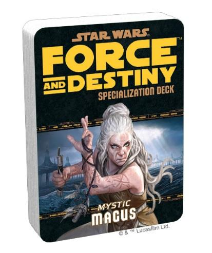 Force and Destiny RPG: Mystic Magus Specialization Deck