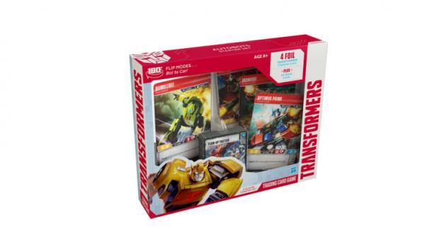 Transformers TCG: Core Starter Deck (1)