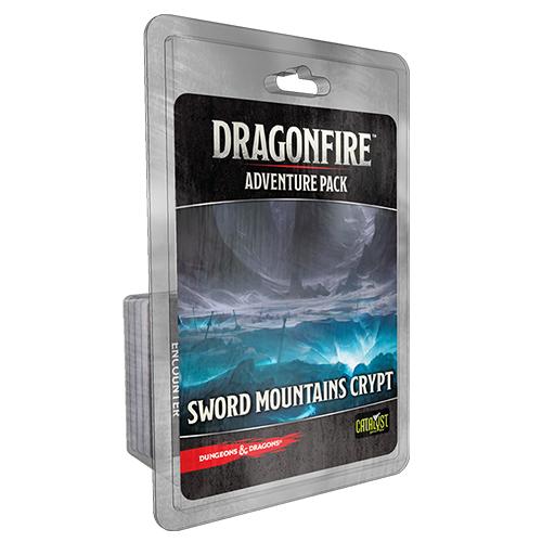 Dragonfire Adventures - Sword Mountains Crypt