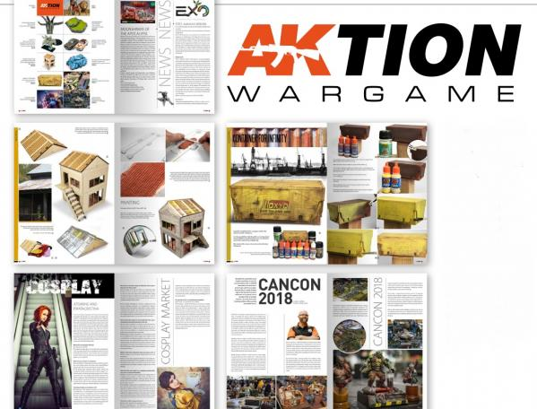 AK-Interactive: AKTION Magazine #1