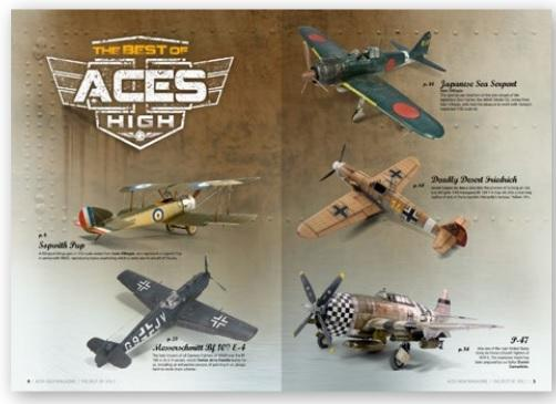 AK-Interactive: Aces High Magazine The Best of Vol1