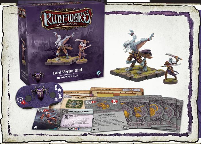 RuneWars: Lord Vorun'thul Hero Expansion